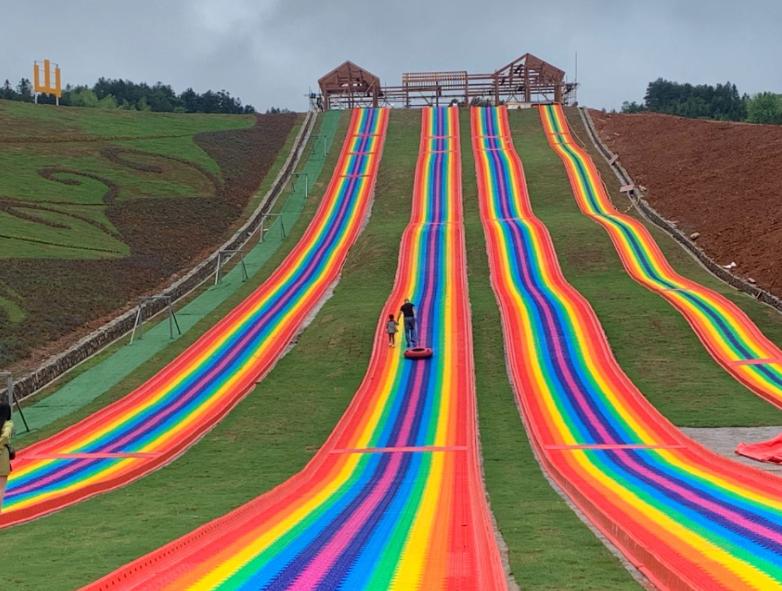 彩虹滑道2